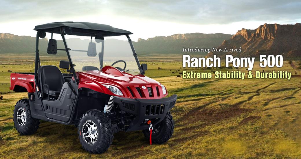Ranch Pony Slide