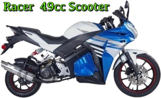 Racer 50 Blue APS